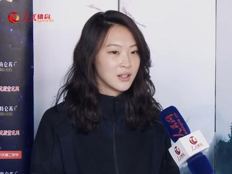 惠若琪直面退役话题:将继续传递体育力量