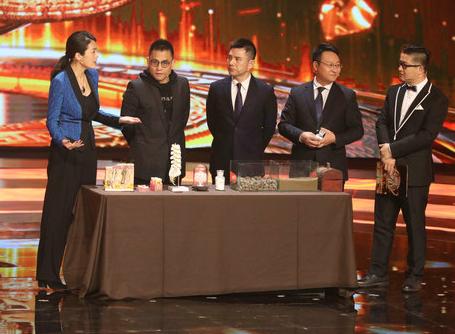 《创意中国》科技再升级 赵普体验游乐项目