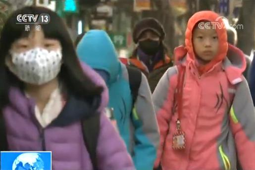 入冬最强寒流侵袭台湾 致54人死亡