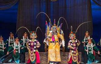 国家京剧院启动名师传艺 杜近芳刘长瑜带学生
