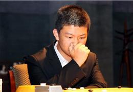 19岁中国小将谢尔豪力克日本七冠王井山裕太