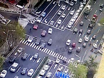 青岛这两个地方交通组织优化 途径驾驶人请注意!