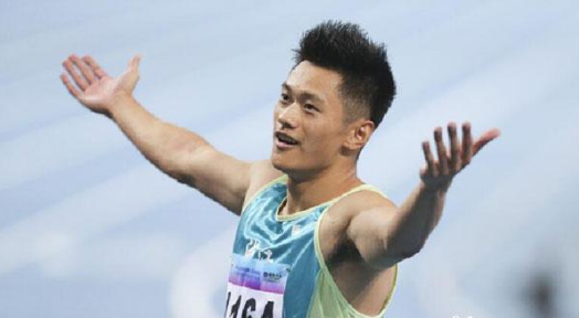 大阪大奖赛:谢震业破纪录 苏炳添接力获第三