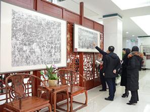 新时代文明实践点!胶州城市文化会客厅正式启用
