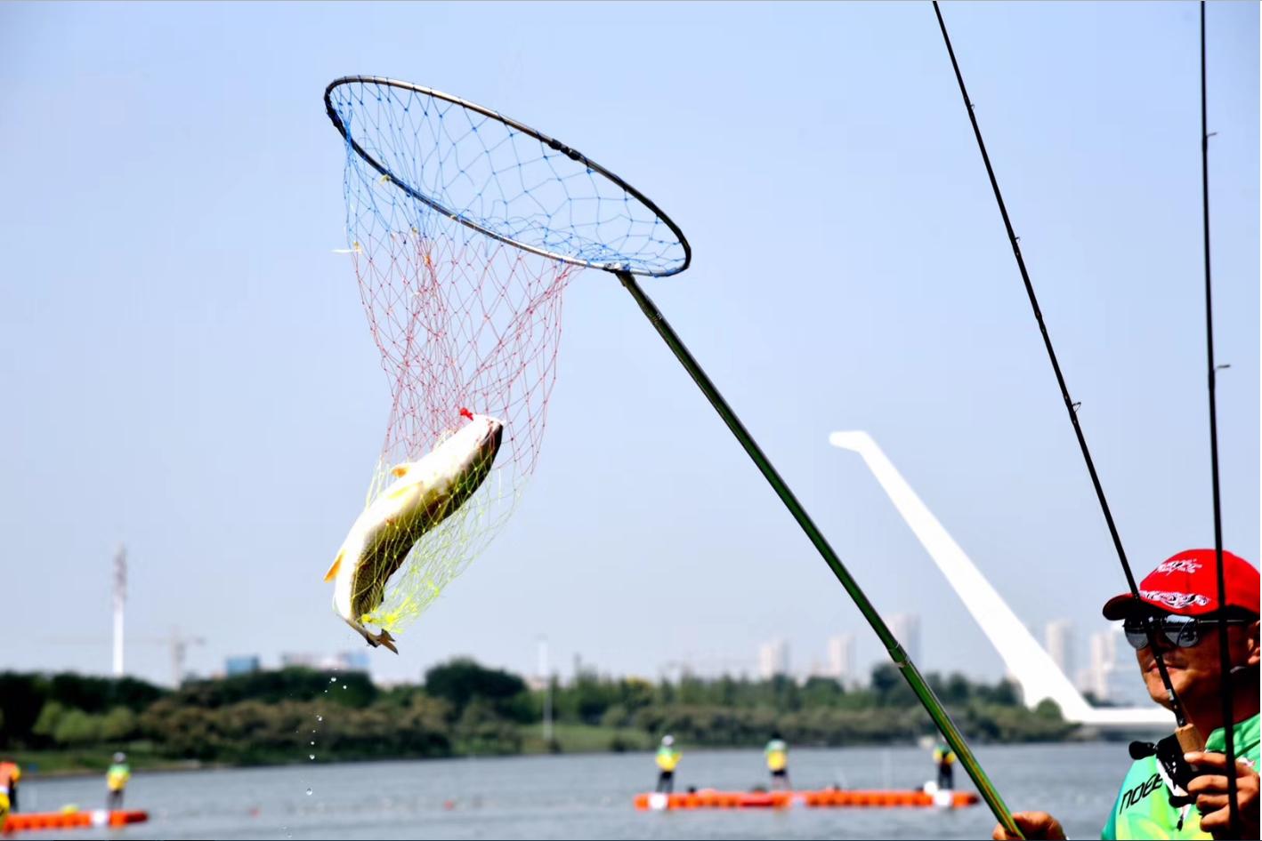 2019青岛市首届路亚钓鱼邀请赛开赛