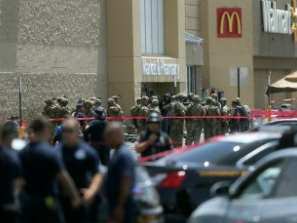 美國24小時兩槍擊案釀29死 特朗普:槍手有精神疾病