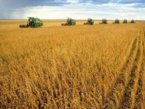 中國相關企業暫停新的美國農產品采購