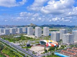 青島西海岸新區創建金融零風險區