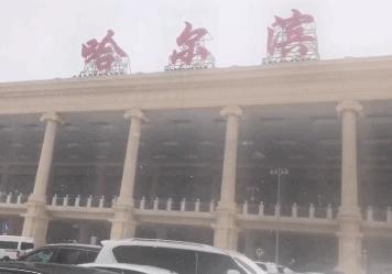 暴雪導致哈爾濱機場取消130架次航班