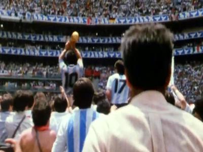 """阿根廷請別為我哭泣,""""球王""""離開了王座"""