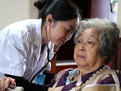 青島繼續為本市老年人購買意外傷害保險