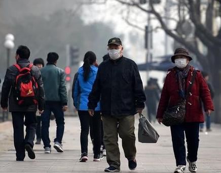 青島市疾控中心:寒潮降溫將至,防疫抗疫要重視