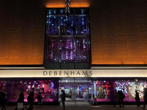 英國零售業兩大品牌一天內先后倒閉,員工前途未卜
