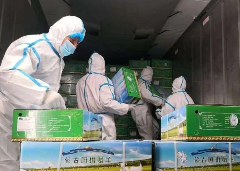 蒙古國駐華大使:3萬只羊代表著真心誠意