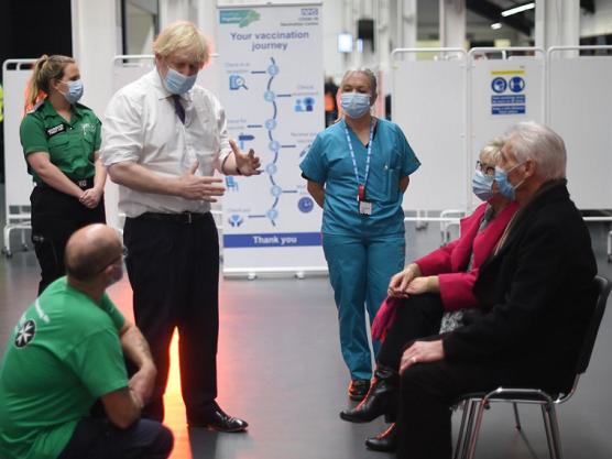 英國成為首個新冠肺炎病亡超10萬例的歐洲國家