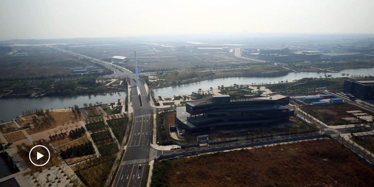 青岛开放30年实景记录 14节点讲述岛城嬗变
