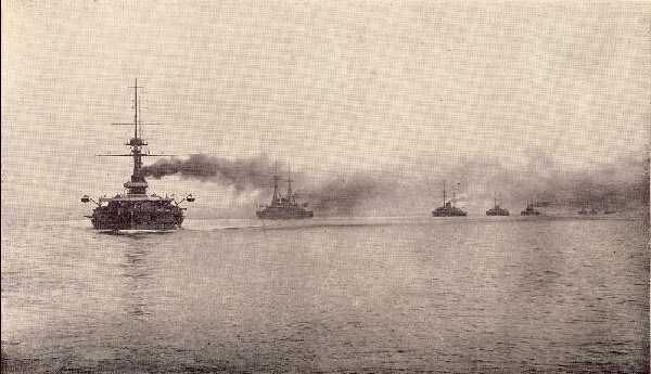 """日英联军进攻青岛""""鹰巢哨所""""之战最惨烈"""