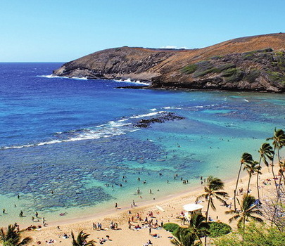 迷失在夏威夷的心脏 欧胡岛