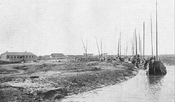 青岛曾有设大塔埠头市设想 在胶州建机场