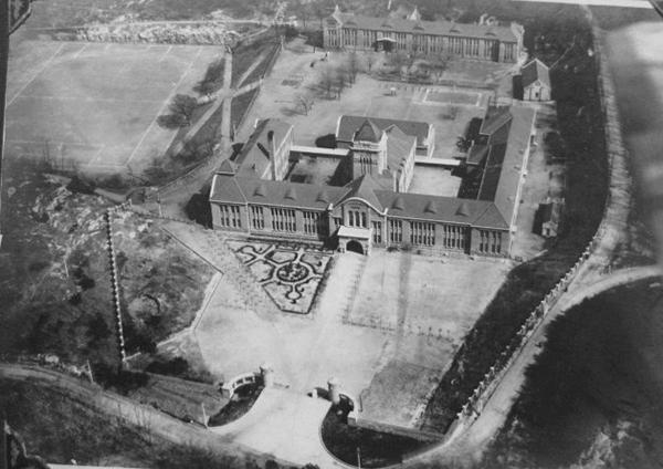 1920年代的青岛日本学校(组图)