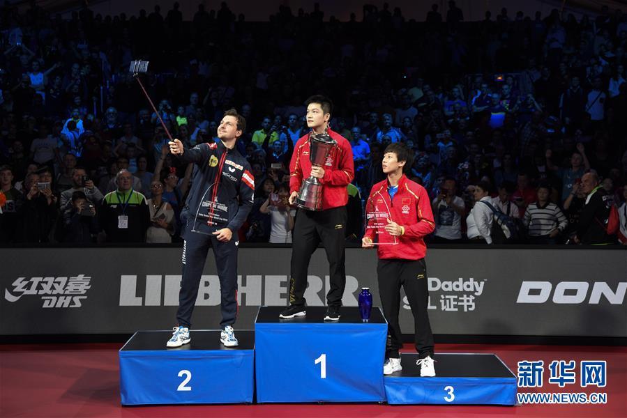 (体育)(6)乒乓球——男子世界杯:樊振东夺冠