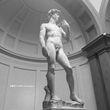 佛罗伦萨有多处大卫雕像